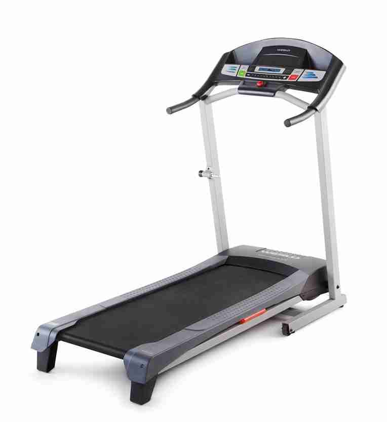 Weslo treadmills review
