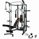 Marcy SM 4008 Smith Machine Review