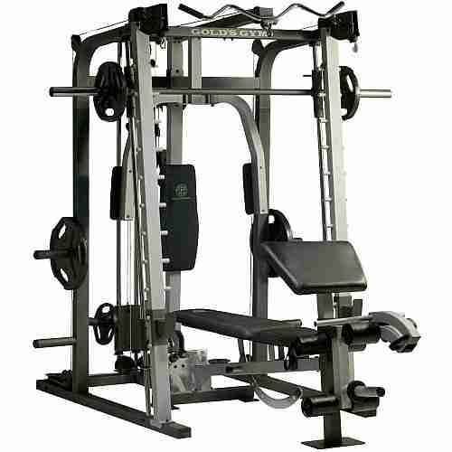 Golds Gym Platinum Smith Machine Review