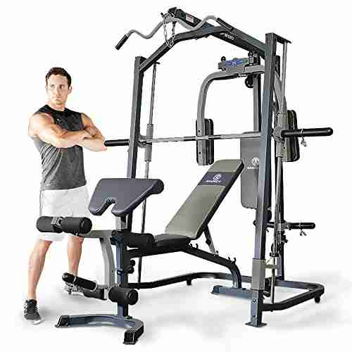 Marcy MP3100 Smith Machine Review
