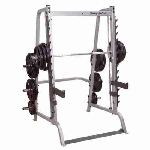 Smith Machine Vs Free Weights Review