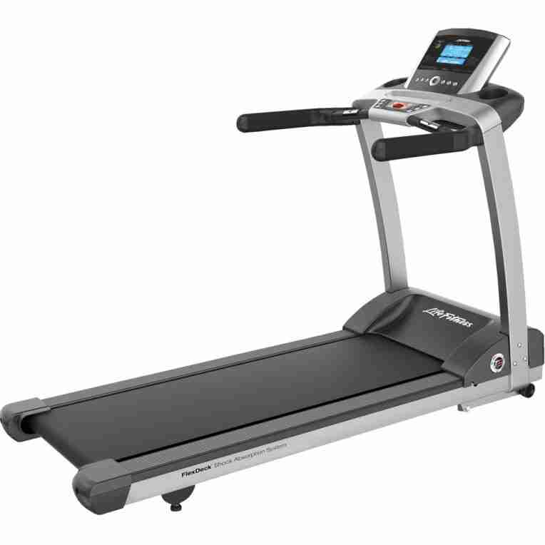 Life Fitness T3 treadmill reviews