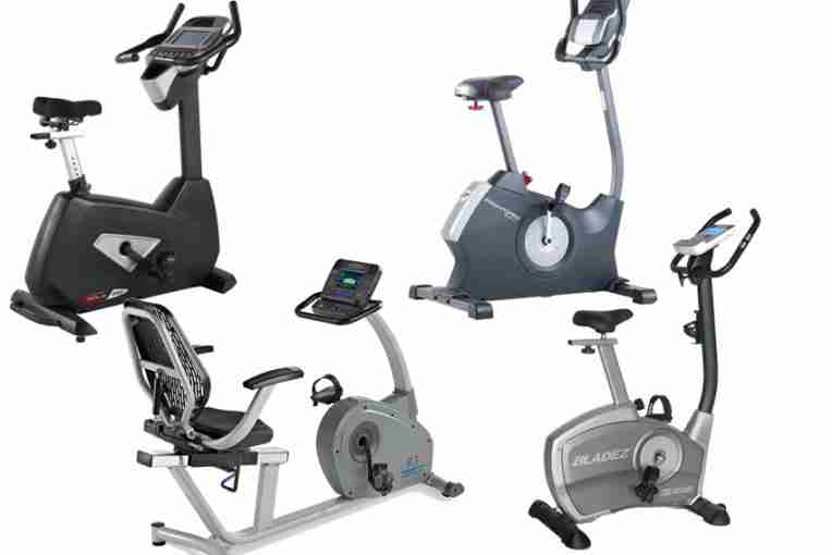 best type of exercise bike to rehab knee